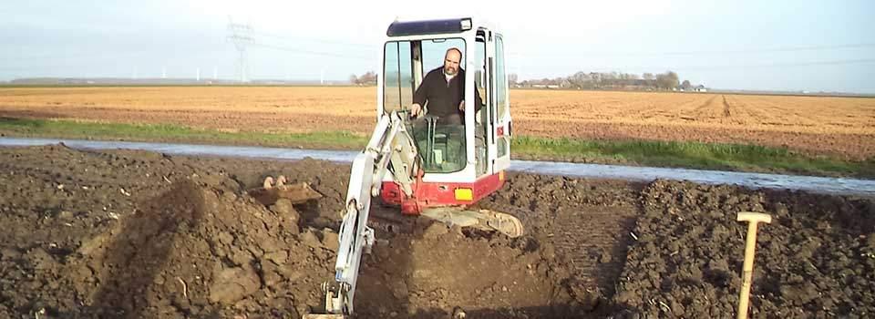 drainage kampen